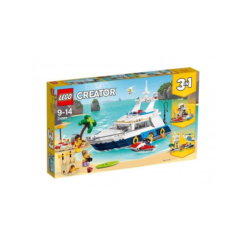 LEGO Creator 31083 Przygody...