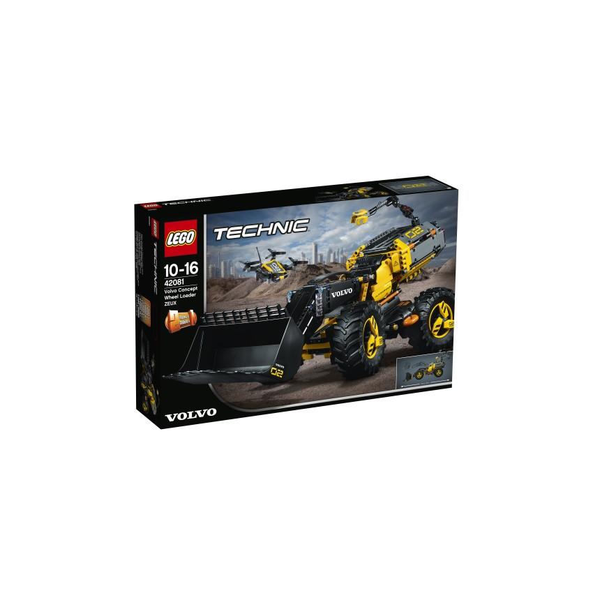 LEGO Technic 42081 Volvo...
