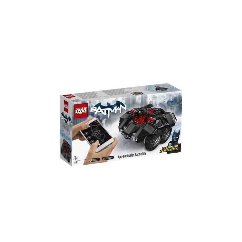 LEGO Batman 76112 Zdalnie...
