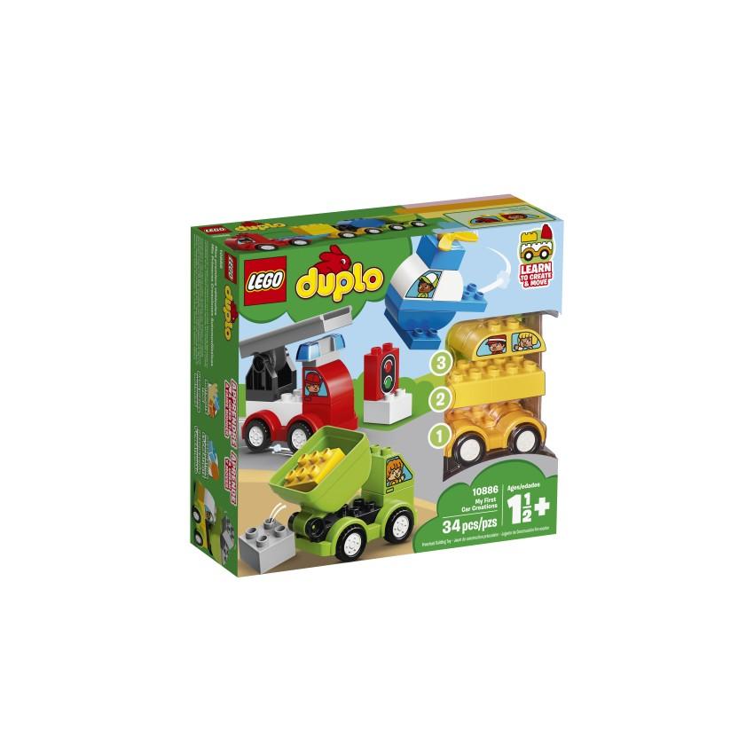 LEGO 10886 Moje pierwsze...