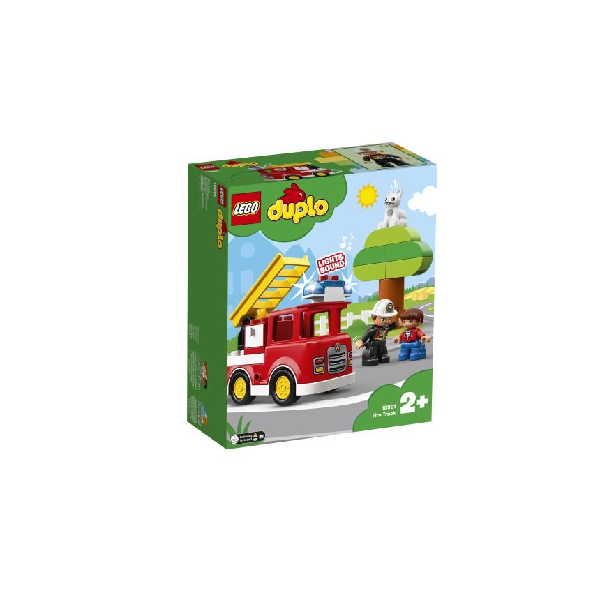 LEGO 10901 Wóz strażacki V29