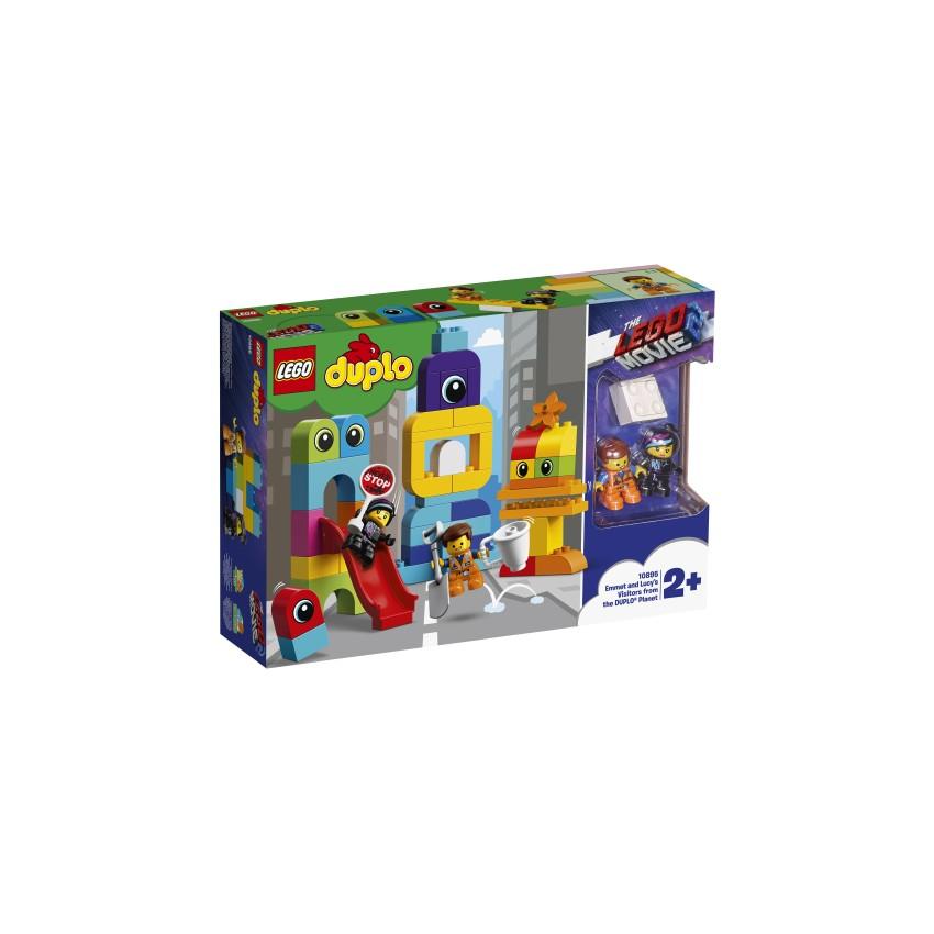 LEGO 10895 Goście z planety...