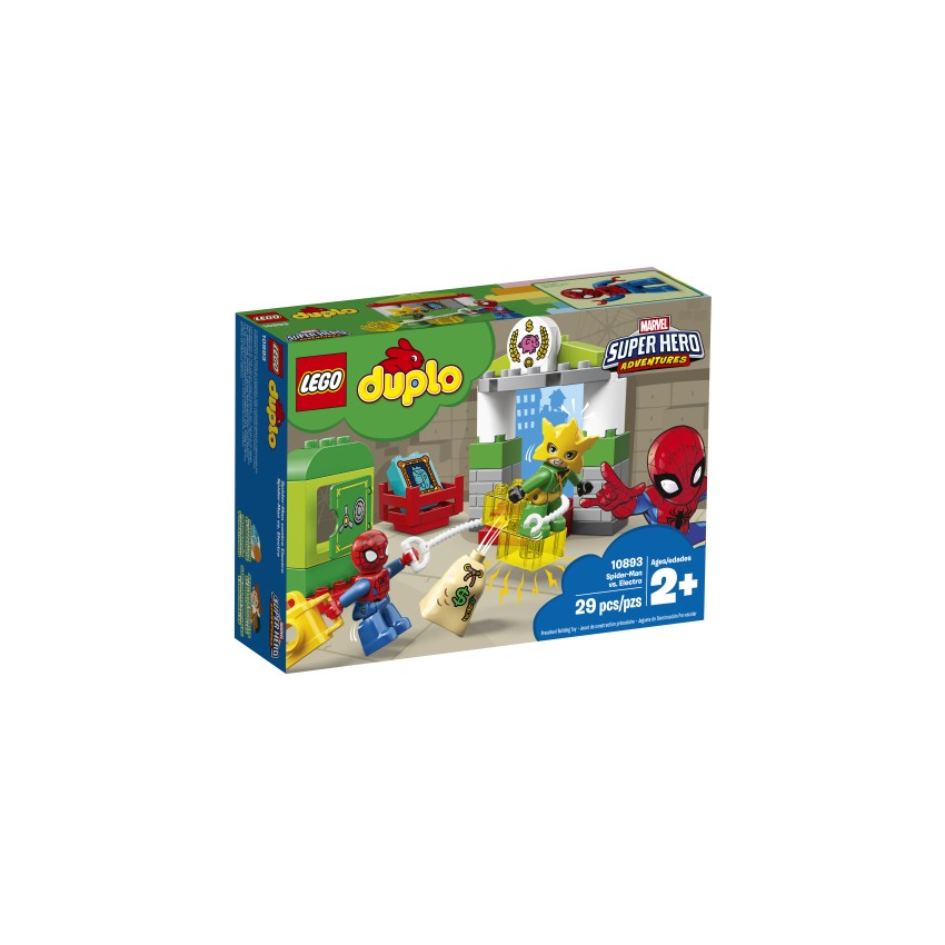 LEGO 10893 Spider-Man vs....
