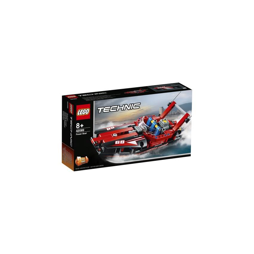 LEGO 42089 Motorówka V29