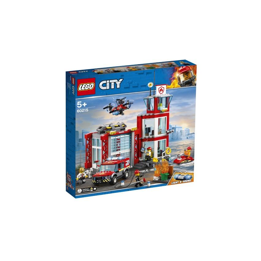 LEGO 60215 Remiza strażacka...