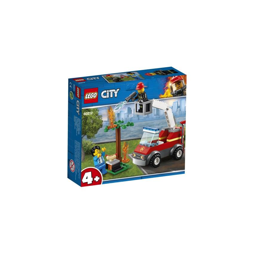 LEGO 60212 Płonący grill V29