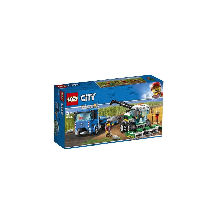 LEGO City 60223 Transporter...
