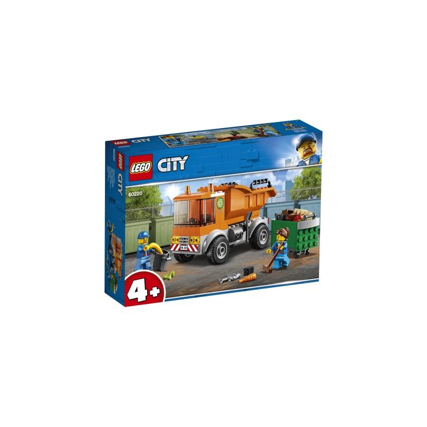 LEGO 60220 Śmieciarka V29