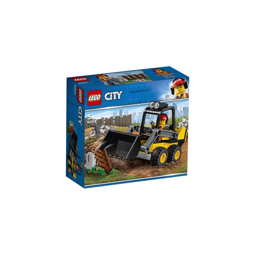LEGO City  60219 Koparka...