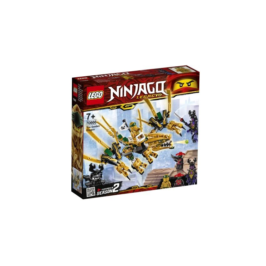 LEGO Ninjago 70666 Złoty...