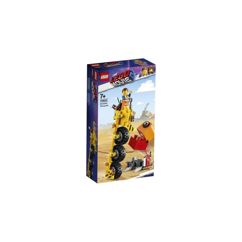 LEGO 70823 Trójkołowiec...