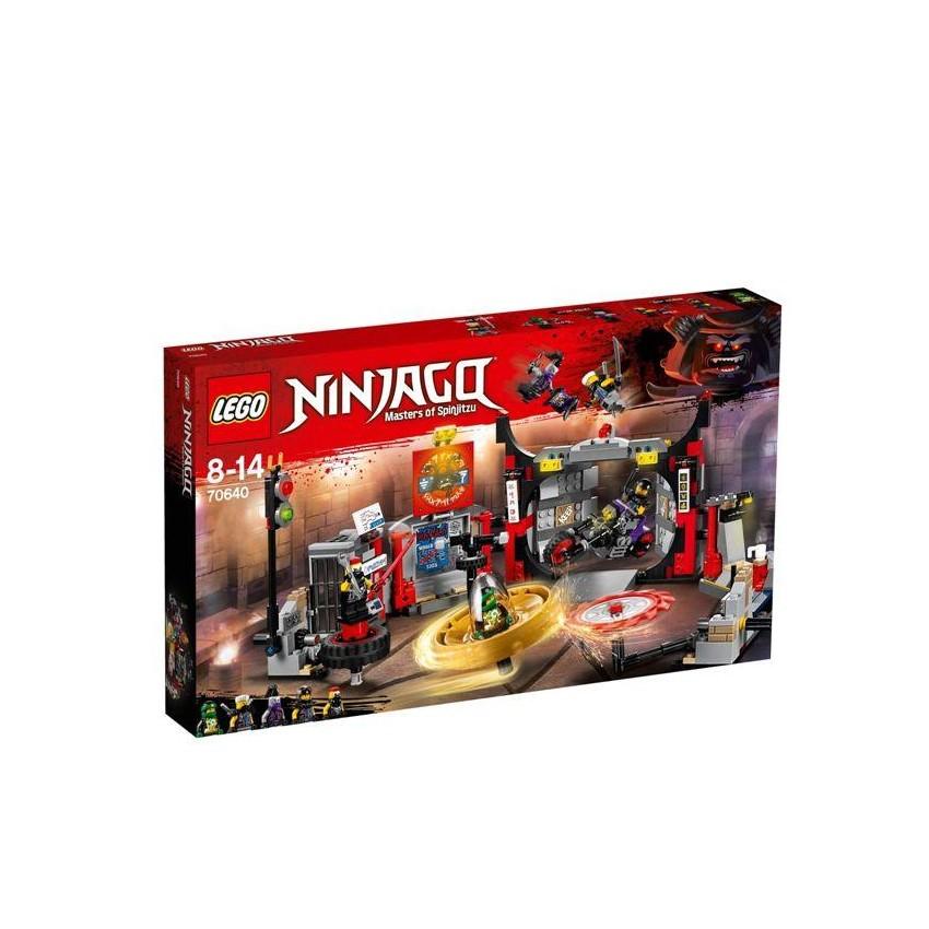 LEGO Ninjago 70640 Kwatera...