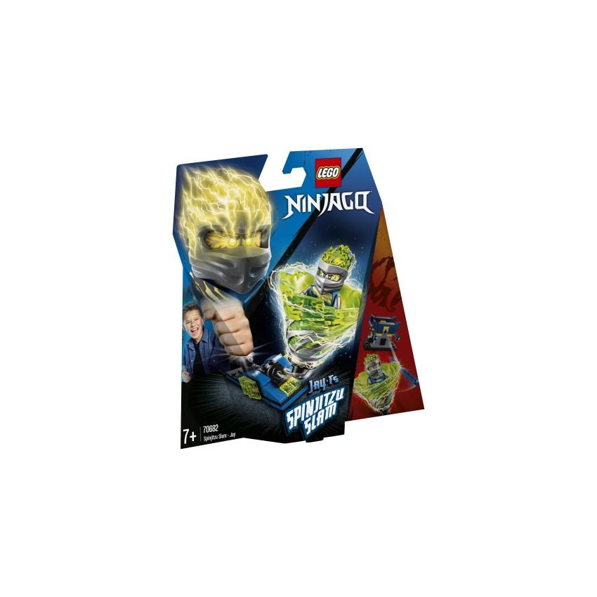 Lego Ninjago 70682 Potęga...