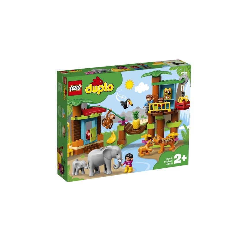 LEGO Duplo 10906 Tropikalna...