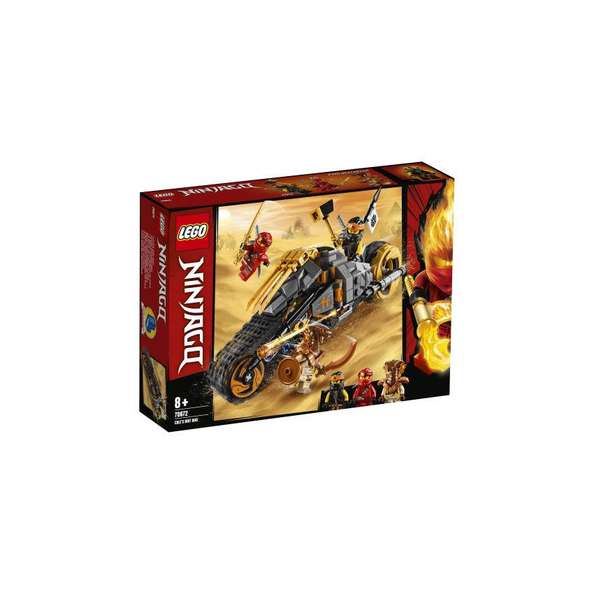 LEGO Ninjago 70672 Motocykl...
