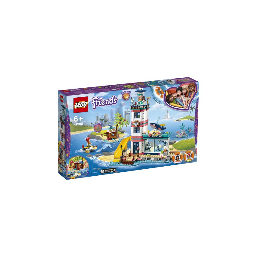 LEGO Friends 41380 Centrum...