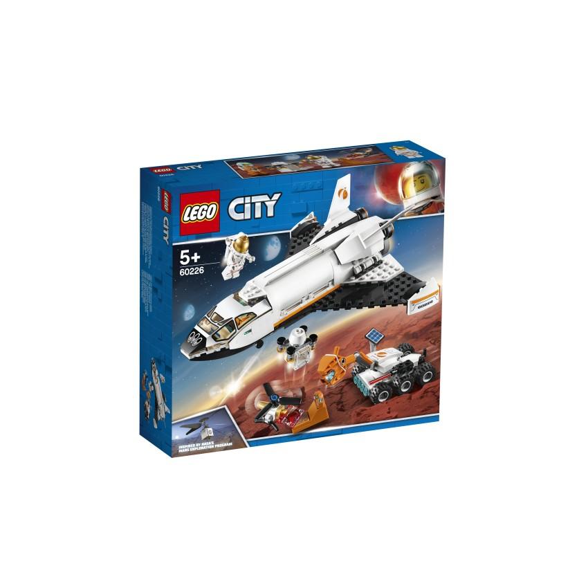 LEGO City 60226 Wyprawa...