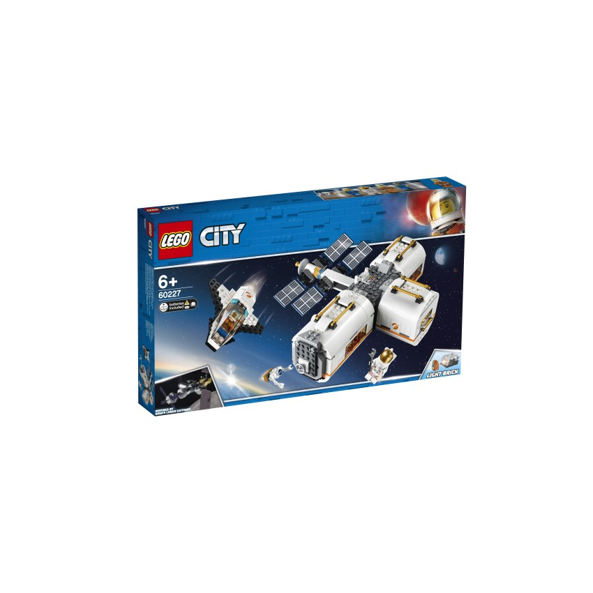 LEGO City 60227 Stacja...