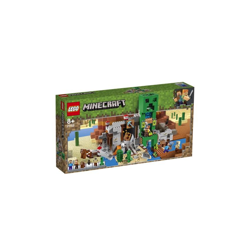 Lego Minecraft 21155...