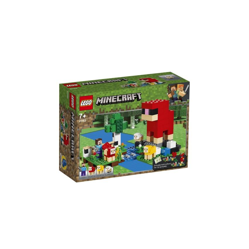 Lego Minecraft 21153...