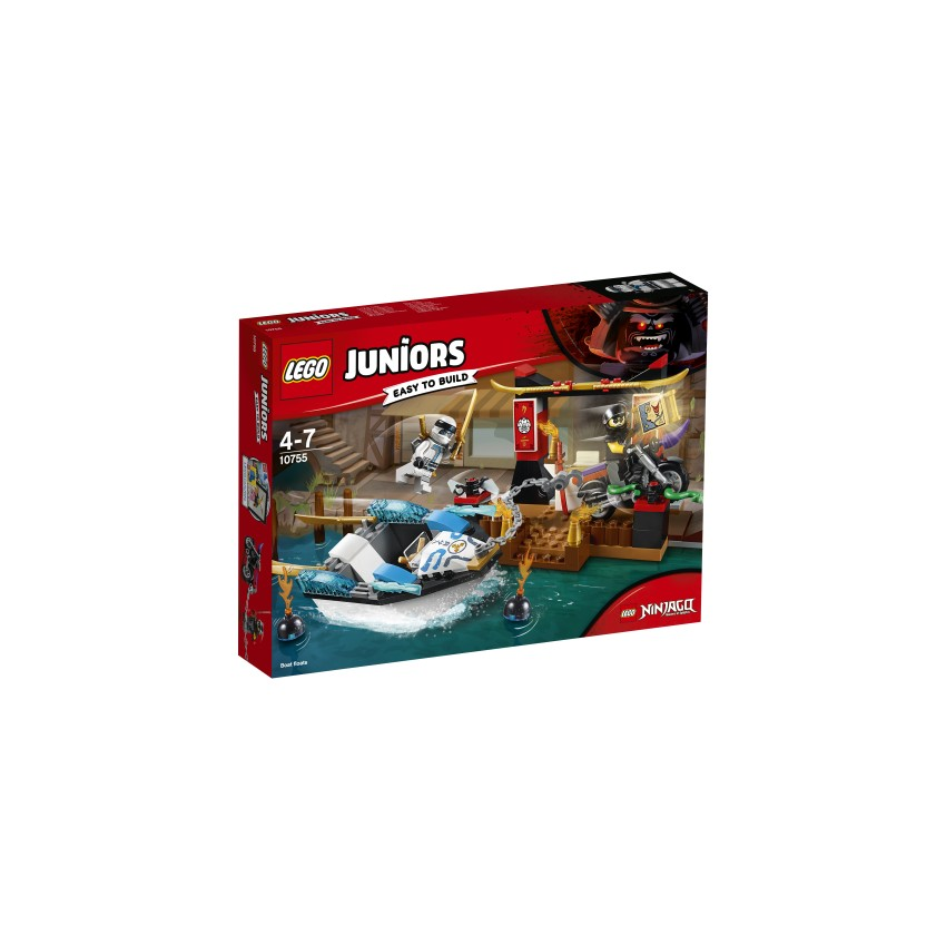 LEGO Juniors 10755 Wodny...