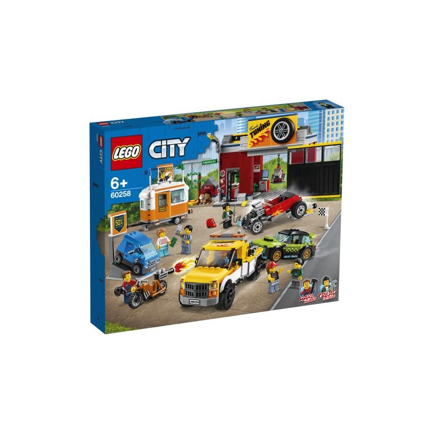 LEGO City 60258 Warsztat...