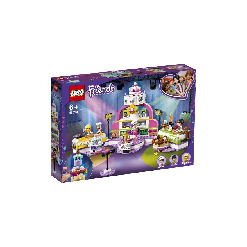 LEGO Friends 41393 Konkurs...