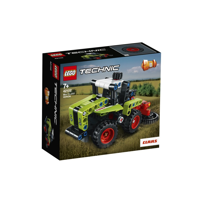 LEGO Technic 42102 Mini...