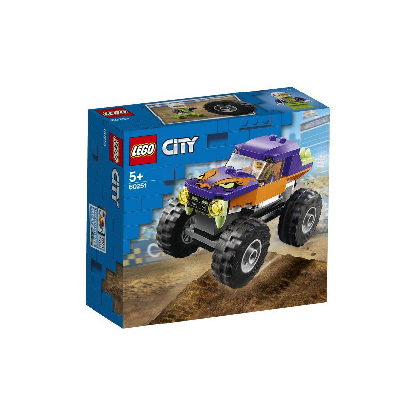 LEGO City 60251 Monster...