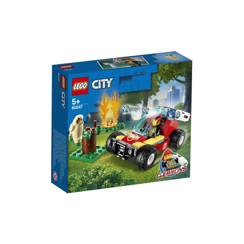 LEGO City 60247 Pożar lasu