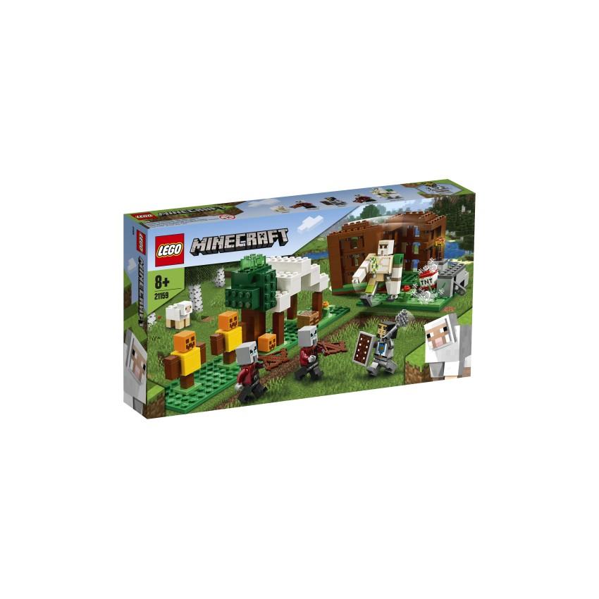 LEGO Minecraft 21159...