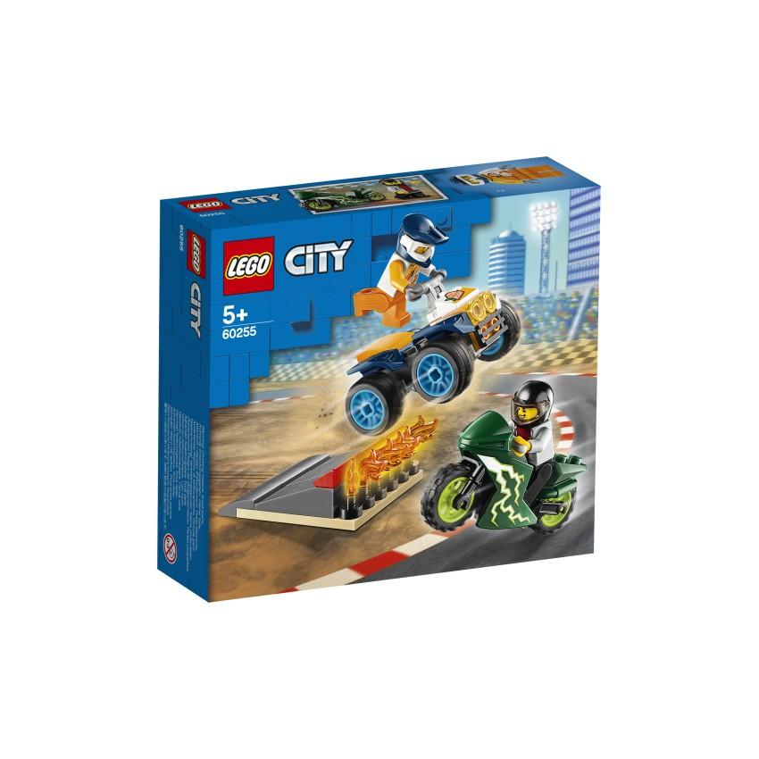 LEGO City 60255  Ekipa...