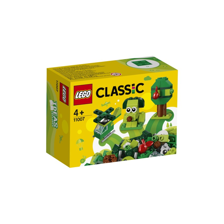 LEGO Classic 11007 Zielone...