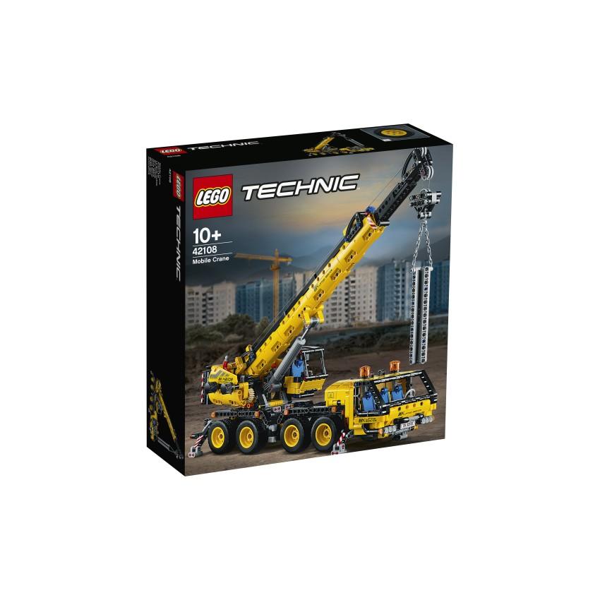 LEGO Technic 42108 Żuraw...