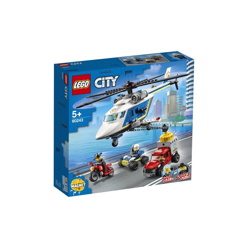 LEGO City 60243 Pościg...