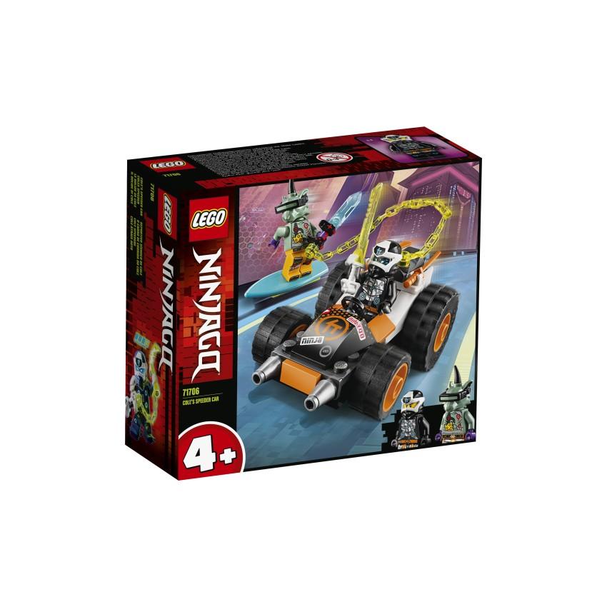 LEGO Ninjago 71706 Samochód...