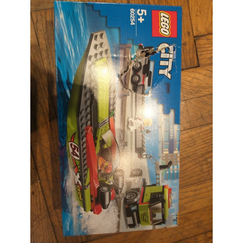 LEGO City 60254 Transporter...