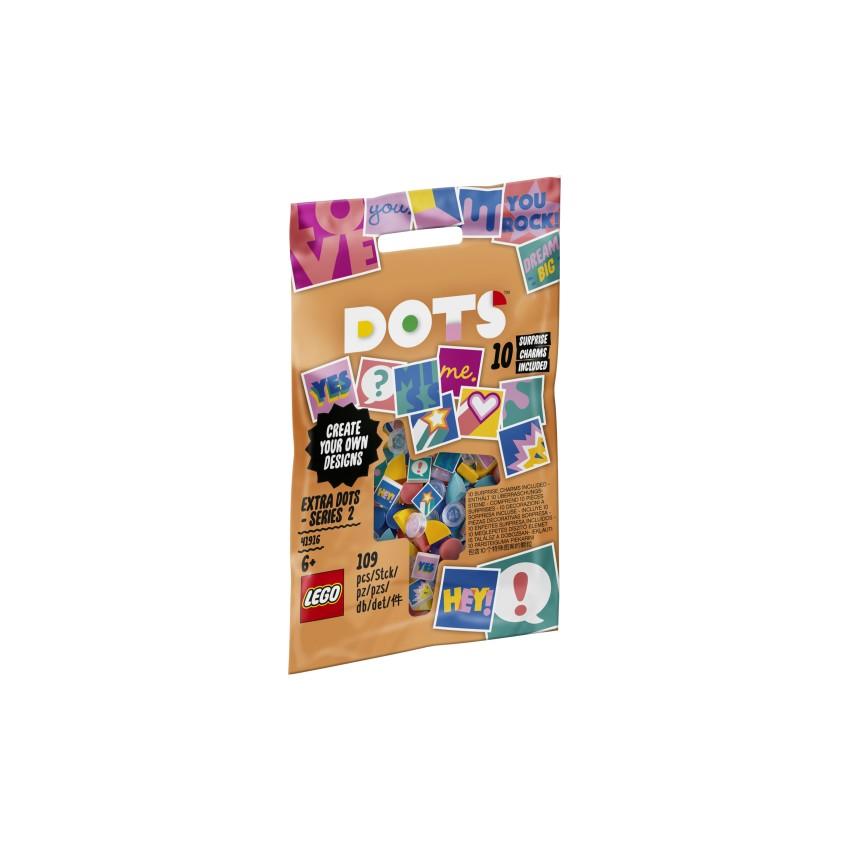 LEGO DOTS 41916 Dodatki  —...