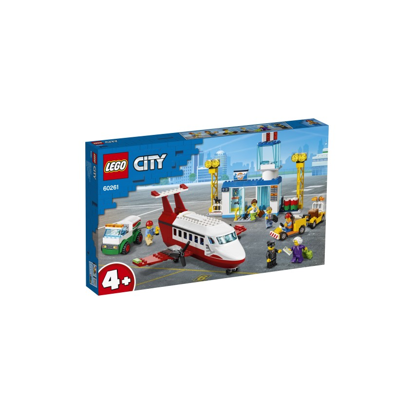 Lego  City Airport 60261...