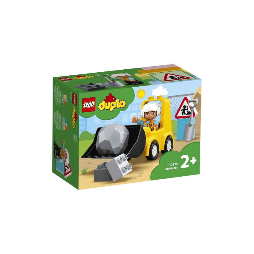 Lego DUPLO Town 10930 Buldożer