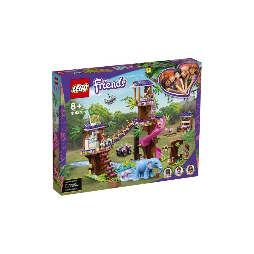 LEGO Friends 41424 Baza...
