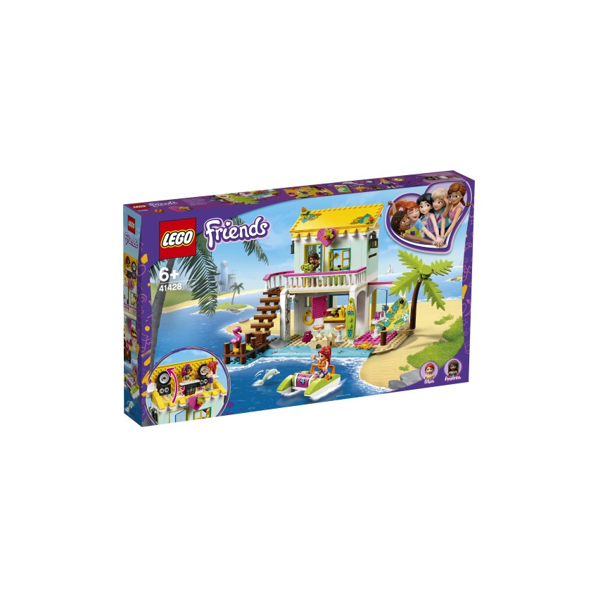 Lego Friends 41428 Domek na...