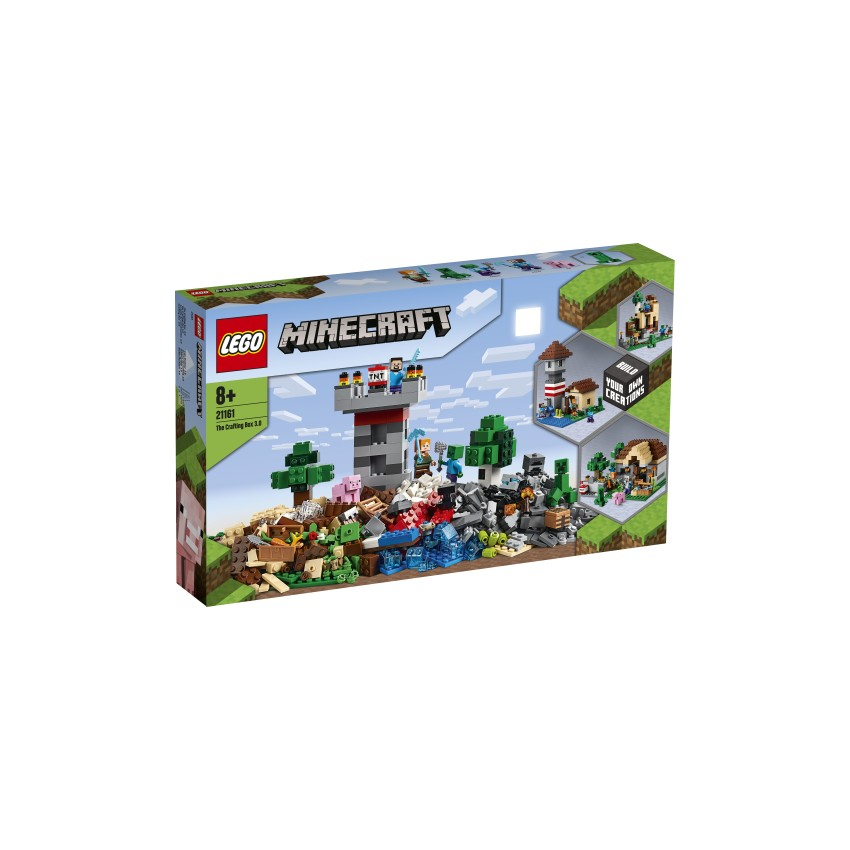 Lego Minecraft 21161...