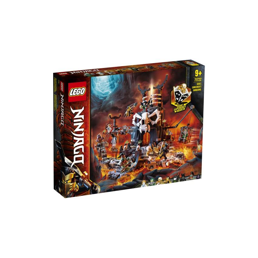 Lego  Ninjago 71722 Lochy...