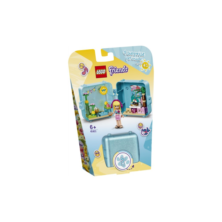 LEGO FRIENDS 41411 Letnia...