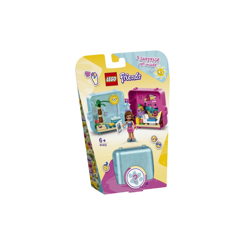 LEGO FRIENDS 41412 Letnia...