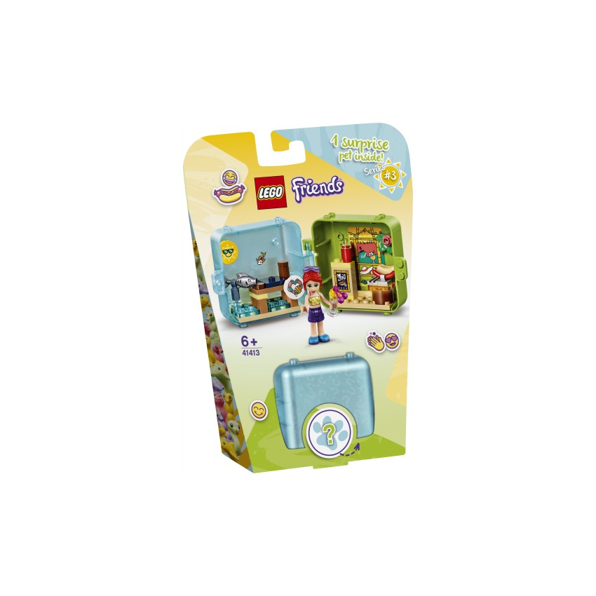 LEGO FRIENDS 41413 Letnia...