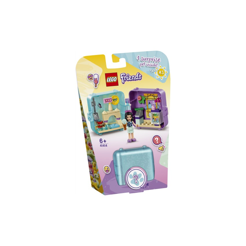 LEGO FRIENDS 41414 Letnia...