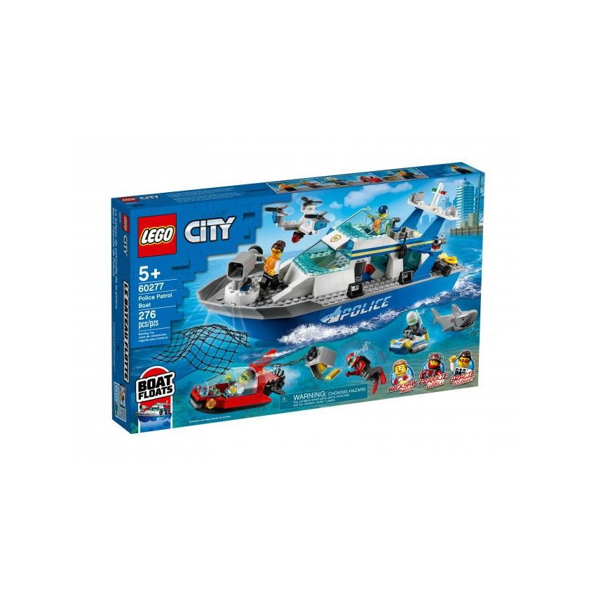 LEGO CITY 60277 Policyjna...
