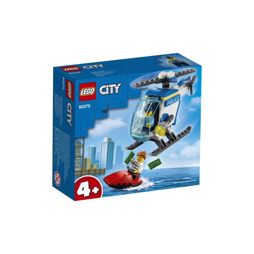 LEGO CITY 60275 Helikopter...